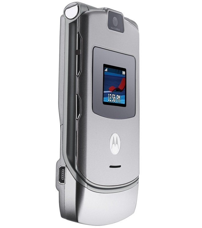 Wholesale Motorola Razr V3 Silver GSM Unlocked Cell Phones ...
